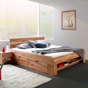 Кровать Бруно (Дуб Щит)