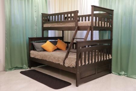 Ліжко Русалонька (Бук Масив)
