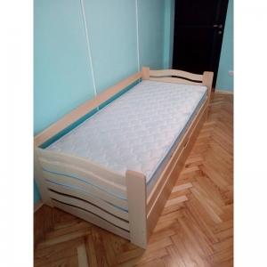 Кровать Микки Маус (Бук Массив)