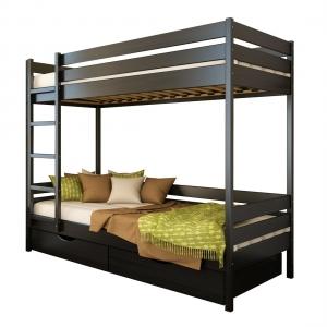 Кровать Дуэт (Бук Щит)