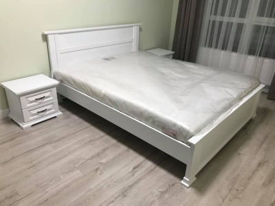 Ліжко Магнолія (Бук Масив)