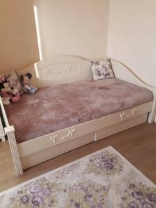 Кровать Барби (Дуб Щит)