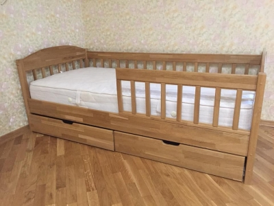 Кровать Арина+ (Дуб Щит)