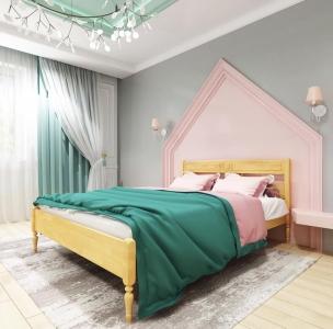 Ліжко Моранта (Бук Щит)