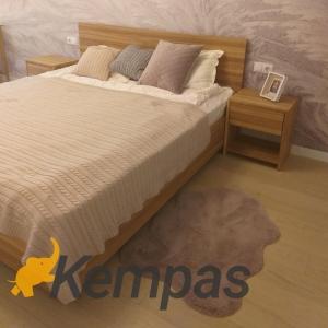 Кровать Дон (Дуб Масив)