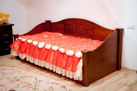 Кровать Греция (Ясень Щит)