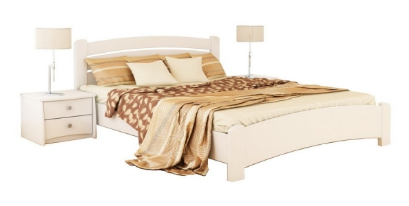 Кровати Венеция Люкс (Бук Масив)