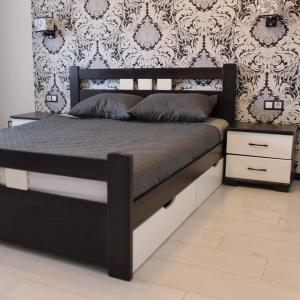 Ліжко Геракл (Бук Масив)