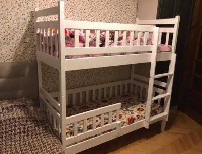 Кровать Том и Джерри (Бук Массив)