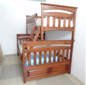 Кровать Русалочка (Бук Массив)