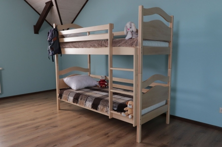 Кровать Винни Пух (Бук Массив)