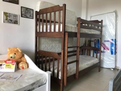 Кровать Том (Бук Массив)