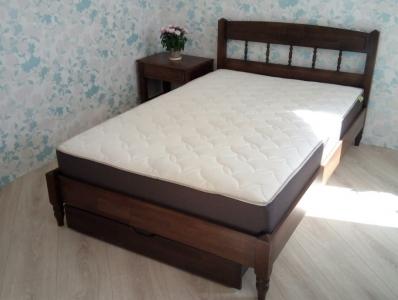 Ліжко Моранта (Дуб/Ясень Масив)