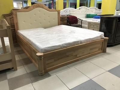 Кровать Классик (Ясень Щит)