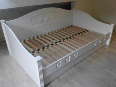 Ліжко Греція (Дуб Щит)