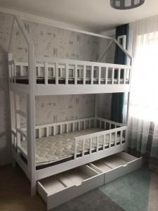 Ліжко Семі (Бук Масив)