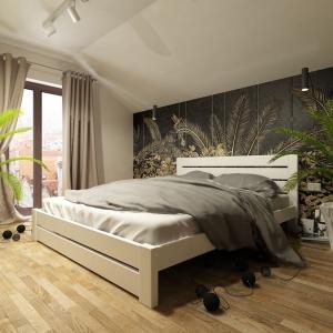 Ліжко Глорія (Бук щит)