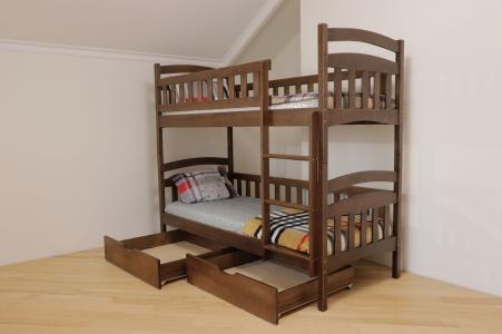 Кровать Белоснежка (Бук Массив)