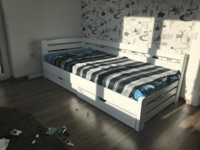 Ліжко Міні (Бук Щит)
