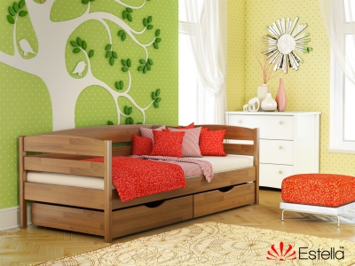 Кровать Нота Плюс (Бук Щит)