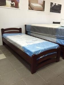 Ліжко Міні люкс (Бук Щит)