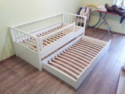 Кровать Трансформер (Бук Щит)