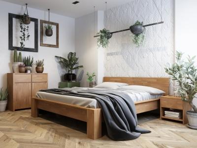 Ліжко Ральф (Дуб Масив)