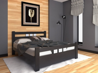 Кровать Геракл (Бук Массив)