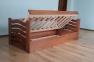 Ліжко Міккі Маус з підйомним механізмом(Бук Масив)