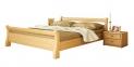 Ліжко Діана (Бук Масив)