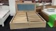 Ліжко Верона з підйомним механізмом (Бук Щит)