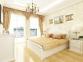 Ліжко Классік з підйомним механізом (Ясень/Дуб Масив)