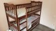Кровать Перчатка (Бук Массив)