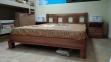 Кровать Алексия (Дуб Щит)