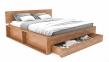 Кровать Виланд (Дуб Щит)