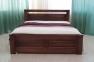 Ліжко Клеопатра (Бук Масив)