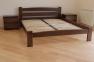 Кровать двуспальная Дональд (Бук Массив)